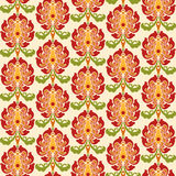 Chinese asian seamless vector pattern background. Traditional ornament. Stock Photos