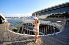 Free Chinese Asian Tourist Girl Shopping 3 Stock Photo - 16172260