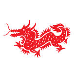 Chinese Astrology Dragon Royalty Free Stock Photo