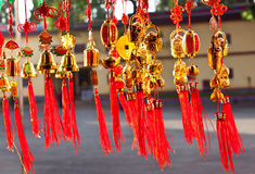 Chinese auspicious knot Royalty Free Stock Photography