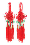 Chinese Auspicious Mystical Knots Royalty Free Stock Images