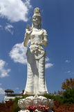 Chinese Avalokitesvara Statue Stock Photos