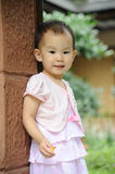 Chinese baby Royalty Free Stock Photo