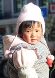 Chinese baby girl Royalty Free Stock Photography