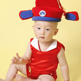 Chinese baby Stock Photo