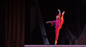 Chinese ballerina Stock Photos