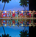 Chinese ballet : The Red Detachment of Women Stock Photos