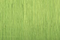 Chinese bamboo green tablecloth background. Or texture royalty free stock images