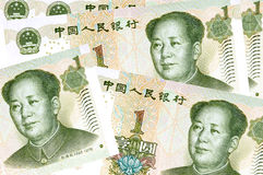 Chinese banknote. Stock Photography