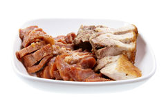 Chinese Barbecued  Pork Royalty Free Stock Images