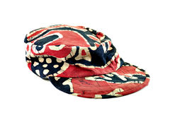 Chinese batik hat Stock Photo