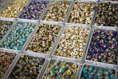 Chinese Beads Stock Image