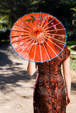 Chinese beauty Stock Images