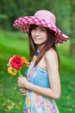 Chinese beauty Stock Image