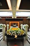 Chinese Begrafenisplaats Royalty-vrije Stock Foto's