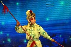 Chinese beijing opera Royalty Free Stock Photo