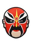 Chinese Beijing opera mask Royalty Free Stock Photo