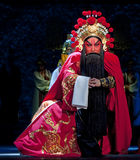 Chinese Beijing opera performer Royalty Free Stock Photography