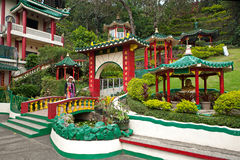 Chinese Bell Church Baguio Stock Photos
