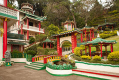 Chinese Bell Church Baguio Stock Image