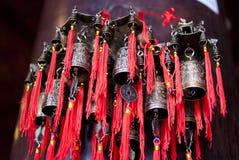 Chinese bells Stock Photo