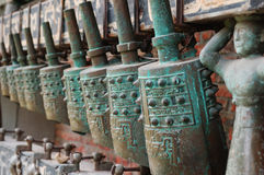 Chinese bells Royalty Free Stock Photos