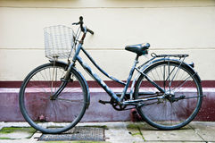 Chinese Bicycle Royalty Free Stock Photos
