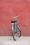 Chinese Bike, Beijing Royalty Free Stock Photography