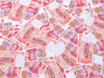 Chinese Bills Royalty Free Stock Photos