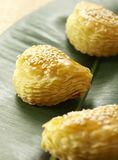 Chinese biscuit Stock Photography