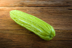 Chinese Bitter Gourd Royalty Free Stock Photo
