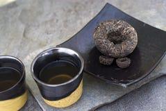 Chinese Black Tea Royalty Free Stock Image