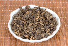 Chinese black tea Stock Images