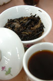 Chinese black tea Royalty Free Stock Images