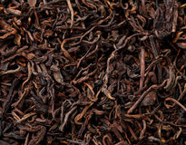 Chinese black tea Stock Photography