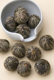 Chinese Blooming Tea Royalty Free Stock Photography