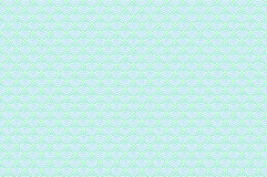 Chinese blue seamless pattern dragon fish scales simple seamless pattern Nature background with japanese wave circle pattern vecto. R art Royalty Free Stock Photography