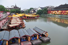 Chinese boat Stock Photo