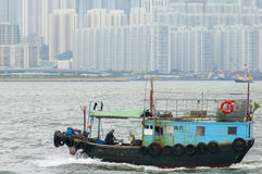 Chinese boat Royalty Free Stock Photography