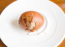 Chinese boiled egg Royalty Free Stock Photography