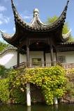Chinese botanische tuin Stock Afbeelding