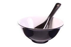 Chinese bowl Royalty Free Stock Image
