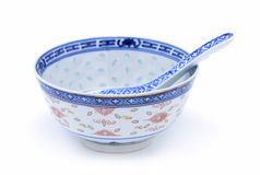 Chinese bowl Stock Image