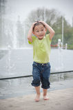 Chinese boy royalty free stock photo
