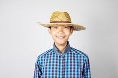 Chinese boy Stock Photo