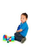 Chinese boy Stock Photo