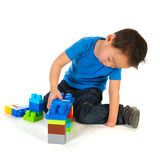 Chinese boy Royalty Free Stock Photography