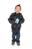 Chinese boy Royalty Free Stock Image