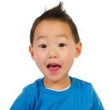 Chinese boy Stock Photography