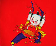 Chinese Boy Royalty Free Stock Photos